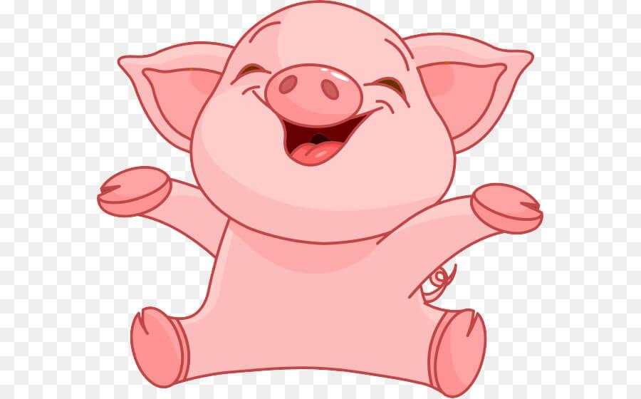Стихи про свинью для детей от Алены Ранневой