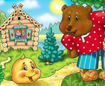 Сценарий сказки для детей «Колобок»